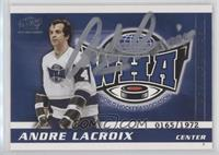 Andre Lacroix /1972