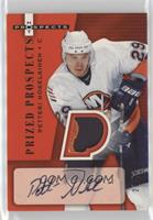 Autographed Prized Prospect Patches - Petteri Nokelainen /50