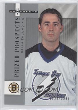 2005-06 Fleer Hot Prospects - [Base] #104 - Brian Eklund /1999