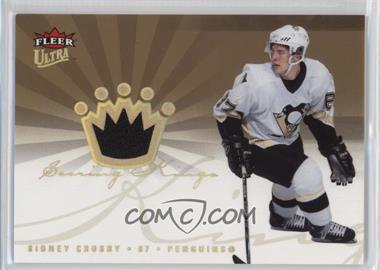 2005-06 Fleer Ultra - Scoring Kings Jersey #SKJ-SC - Sidney Crosby