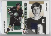 Mike Bossy, Rob Schremp #/50