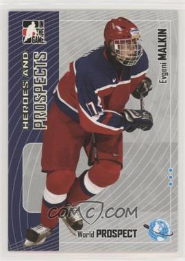 2005-06 In the Game Heroes and Prospects - [Base] #110 - Evgeni Malkin