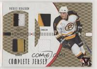 Patrice Bergeron [Noted] #/1