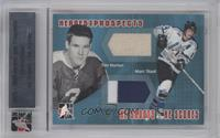 Tim Horton, Marc Staal [Uncirculated] #/20
