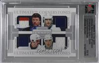 Denis Potvin, Bryan Trottier, Mike Bossy, Billy Smith [Uncirculated] #/10