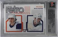 Mike Bossy, Bryan Trottier [Uncirculated] #/25