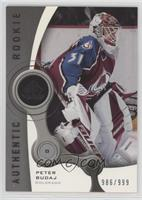 Peter Budaj [Noted] #/999