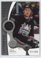 Mike Green #/999