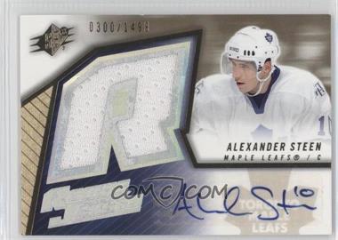 2005-06 SPx - [Base] #169 - Alexander Steen /1499