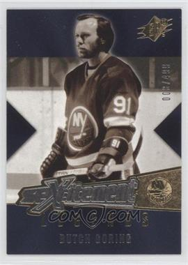 2005-06 SPx - SPXcitement Legends #XL-GO - Butch Goring /499