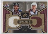 Ray Bourque, Rob Blake #/99
