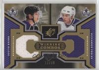 Dustin Brown, Alex Frolov #/99