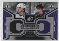 Luc Robitaille, Jeremy Roenick #/350