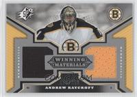 Andrew Raycroft #/350