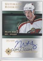 Matt Foy /399