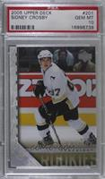 Sidney Crosby [PSA 10 GEM MT]