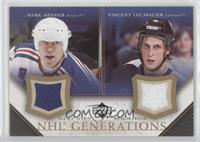 Mark Messier, Vincent Lecavalier
