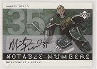 Marty Turco #/35