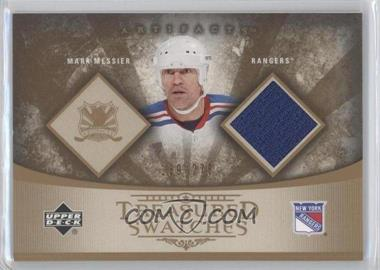 2005-06 Upper Deck Artifacts - Treasured Swatches #TS-MS - Mark Messier /275