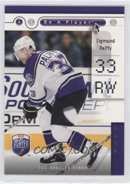 2005-06 Upper Deck Be a Player - [Base] #41 - Ziggy Palffy