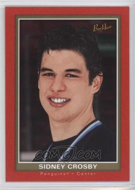 2005-06 Upper Deck Bee Hive - [Base] - Red #101 - Sidney Crosby