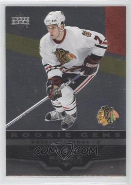 2005-06 Upper Deck Black Diamond - [Base] #151 - Brent Seabrook
