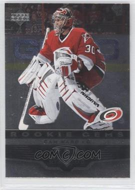 2005-06 Upper Deck Black Diamond - [Base] #152 - Cam Ward