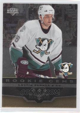 2005-06 Upper Deck Black Diamond - [Base] #211 - Dustin Penner