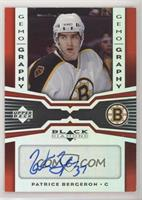 Patrice Bergeron [EX to NM] #/50