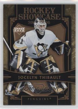 2005-06 Upper Deck Hockey Showcase - [Base] #HS17 - Jocelyn Thibault