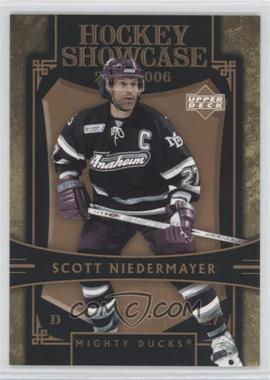 2005-06 Upper Deck Hockey Showcase - [Base] #HS28 - Scott Niedermayer