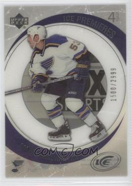 2005-06 Upper Deck Ice - [Base] #169 - Colin Hemingway /2999