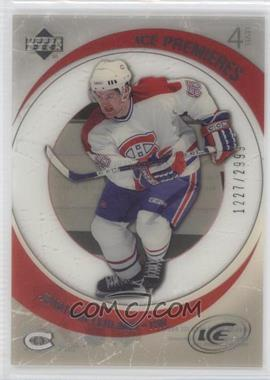 2005-06 Upper Deck Ice - [Base] #232 - Jonathan Ferland /2999