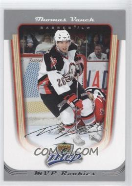 2005-06 Upper Deck MVP - [Base] #422 - Thomas Vanek
