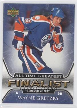 2005-06 Upper Deck NHL Finalist - [Base] #23 - Wayne Gretzky