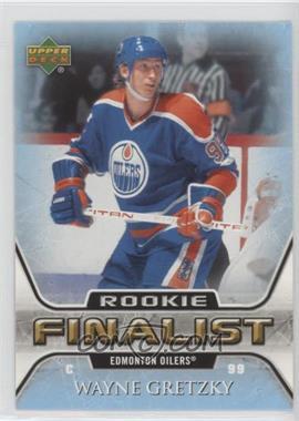 2005-06 Upper Deck NHL Finalist - [Base] #73 - Wayne Gretzky