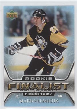 2005-06 Upper Deck NHL Finalist - [Base] #85 - Mario Lemieux