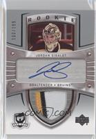 Auto Rookie Patch - Jordan Sigalet /199