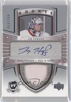 Auto Rookie Patch - Jim Howard #/199