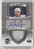 Auto Rookie Patch - Niklas Nordgren /199
