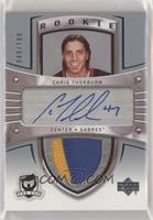 Auto Rookie Patch - Chris Thorburn #/199