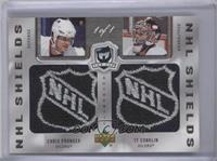 Chris Pronger, Ty Conklin #/1