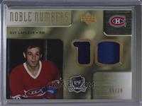 Mike Bossy, Guy Lafleur [Noted] #/10