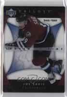 Joe Sakic #/599