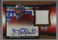 Jose Theodore [Noted] #/10
