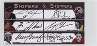 Snipers & Stoppers - Cam Neely, Grant Fuhr, Guy Lafleur, Gerry Cheevers, Mike B…