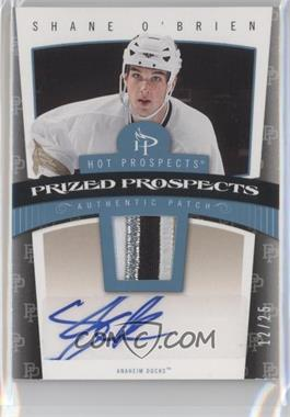 2006-07 Fleer Hot Prospects - [Base] - Red Hot #102 - Shane O'Brien /25