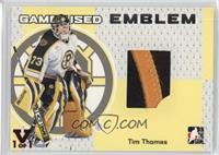 Tim Thomas #/1
