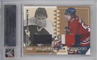 Mark Messier, John Tavares /20 [ENCASED]