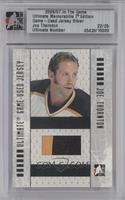 Joe Thornton [Uncirculated] #/25